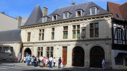Reims : L'Hôtel de La Salle